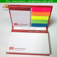 schools and office supplies sticky memo pad