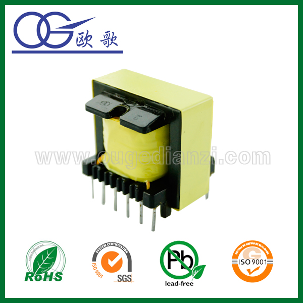 EE33 anchorn transformers for sale,vertical,pin6+6