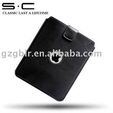 100% Genuine leather for Ipad2 case are made by Ipad2 case profesional factory