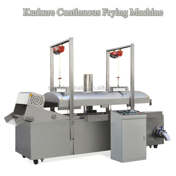 Frying Shrimp Cracker Prawn Chips Production Line and Colored Prawn Cracker Making Machine
