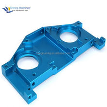 elec polishing customized aluminum die casting high quality maching parts
