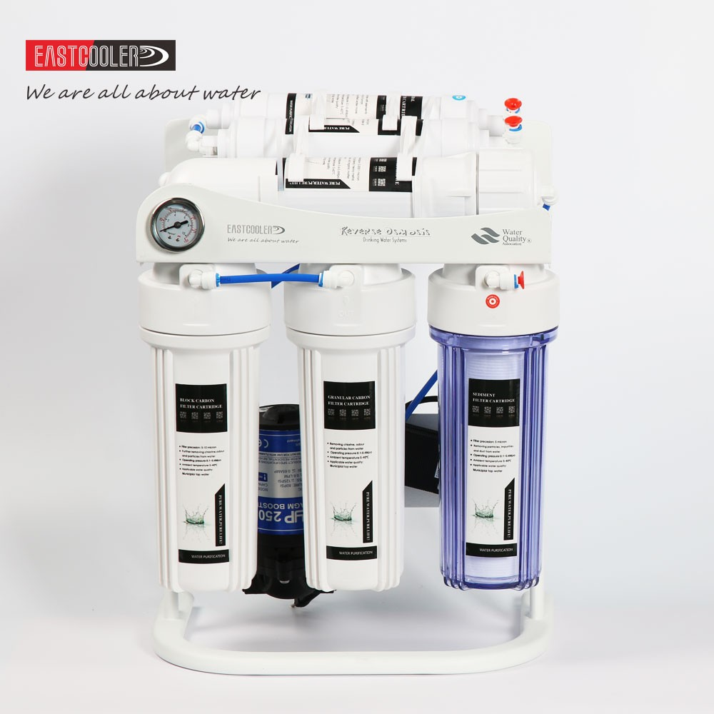 EC-RO7 Eastcooler popular 7 stage alkaline reverse osmosis for household