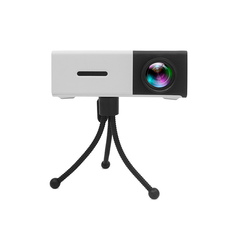 Shenzhen Factory YG300 lowest price mini led video projector 1920x1080
