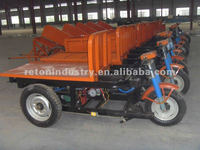 china electric brick tricycle for kiln