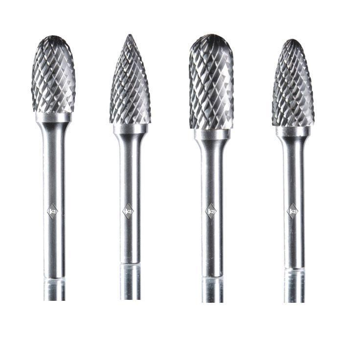 3mm tungsten carbide rotary burr