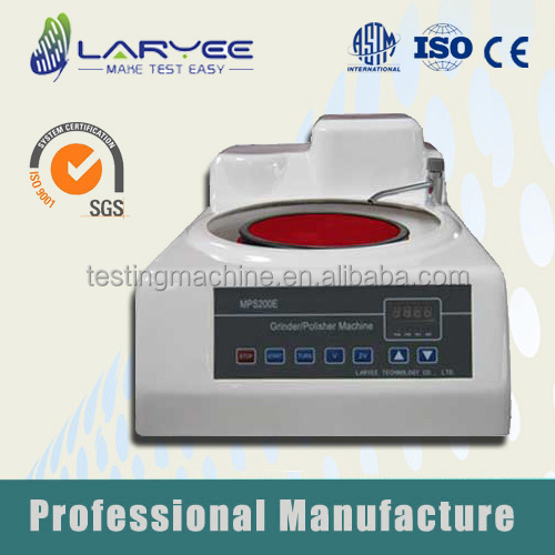 Quality Metallographic Sample Preparation Grinding Machine