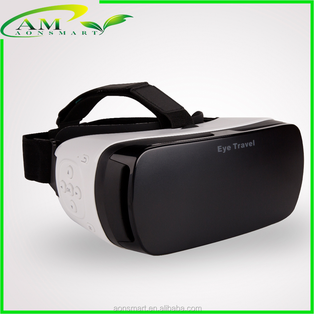 Factory bulk price 3D VR Google with buttom