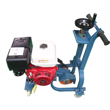 Portable grooving machine for sale