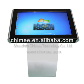 32inch stand kiosk media display computer touch screen monitor