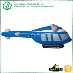 Action Helicopter Stress Ball
