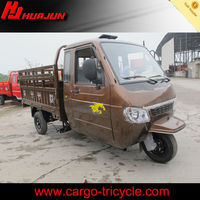 cabin closed cargo tricycle/tricycle for cargo/3 wheel enclosed motorcycle