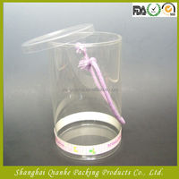 Clear Plastic Packaging Tubs