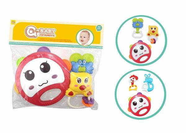 Q-BABY cute baby toys for kids