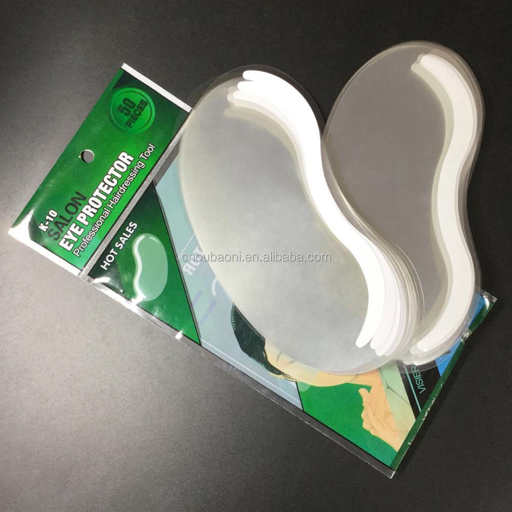 Professional salon use eye protector