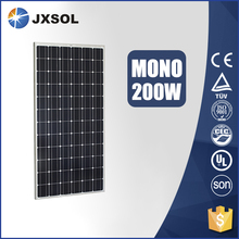 Best price high efficiency photovoltaic module mono 100 watt panel solar