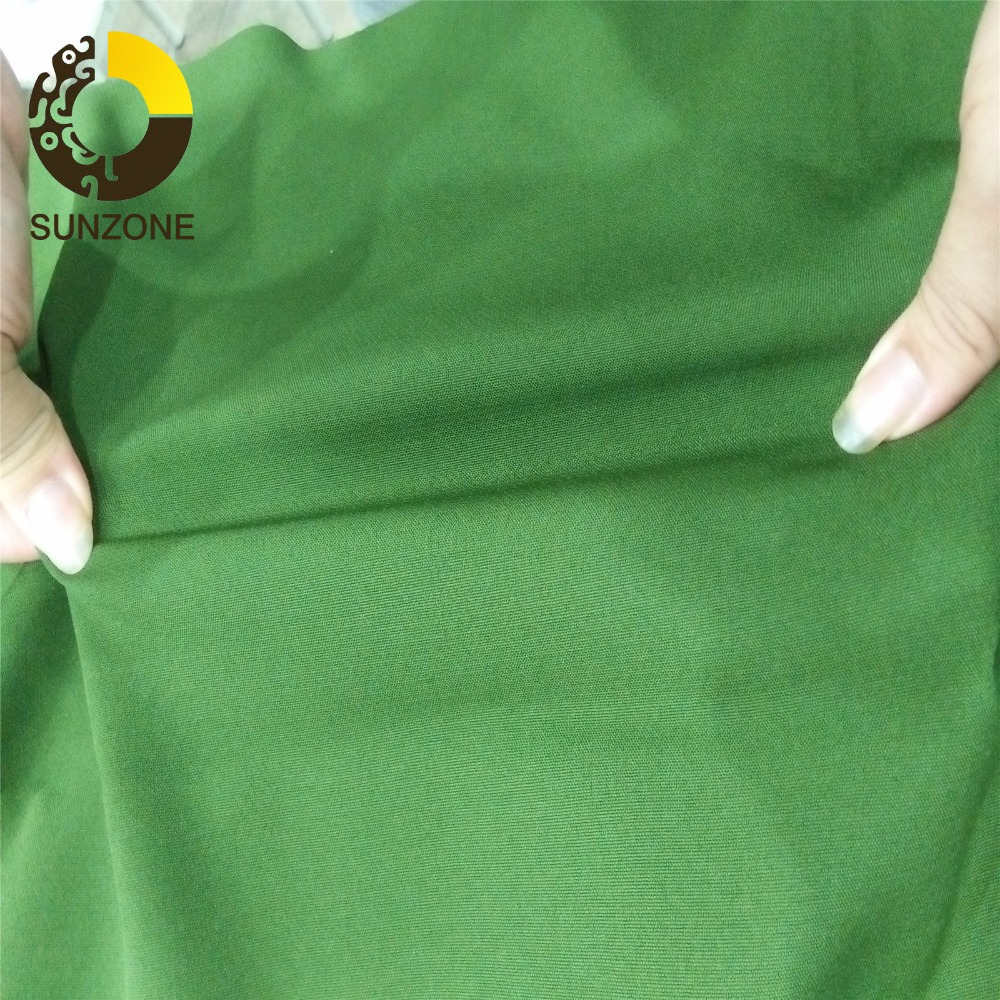 2018 new thick dyed plain suits coat pants woven fabric