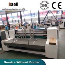 Fully auto small slotting machine/Packaging Machine of Used Corrugated Carton Box Making Machine
