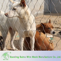 2014 high quality wire mesh dog fence