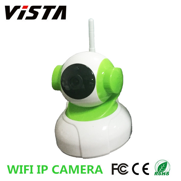 960P Wireless Network IP CCTV Camera Remote Control by PC/Smartphone with Motion Detection Alarm