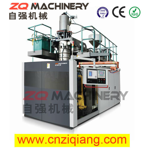 Plastic Bottle Blowing Machine seal plastic manufacturing process