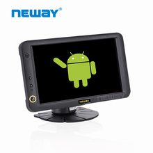 7 inch Screen Capacitive Touch Car PC Android WiFi Bluetooth 3G 4G GPS