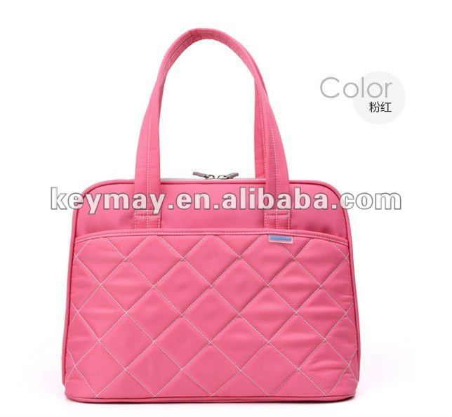 Ladies fashion cheap 600d polo 13inch laptop bags for gilrs