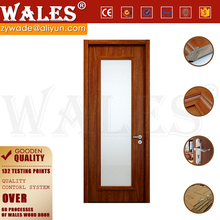 WALES offer wooden type exterior triple pass through malaysian doors