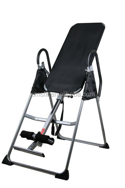 NEW! TRU BALANCE FOLDING INVERSION TABLE INVERT TRACTION THERAPY