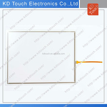 high-transparency multi-touch 7 inch 4 wire resistive touch panel screen