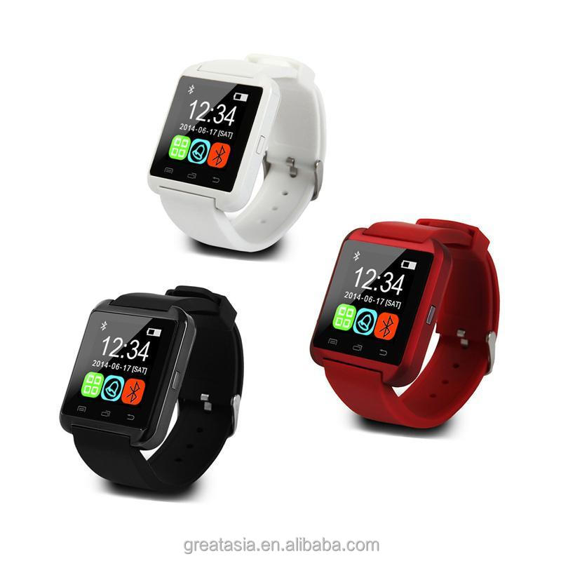U8 Bluetooth Smart Watch Fashion Casual Android Watch Digital Sport Wrist Watch