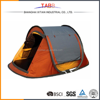 Good Reputation Factory Price Spring Steel Wire Pop Up Tent