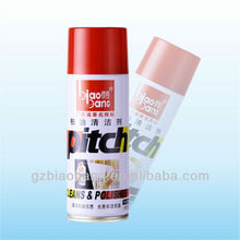 450ml MSDS/ISO9001 ,Excellent Quality Wheel Pitch Cleaner