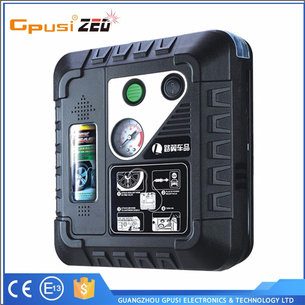 Gpusi Best Quality Intelligent Wholesale Car Tyre Pressure Pump