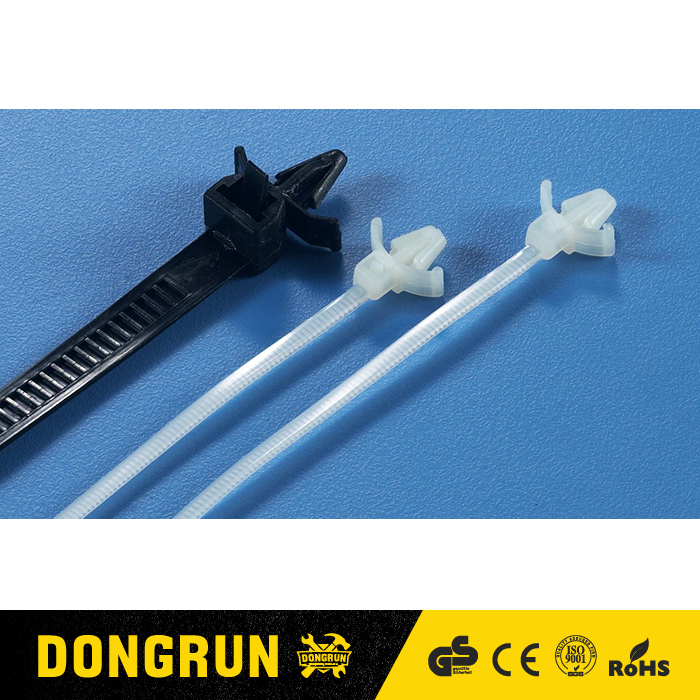 Good quality velcro cable tie 2.5mm 3mm 3.6mm 4.8mm 6mm 7.2mm 9mm CE ROHS 05 DONGRUN brand