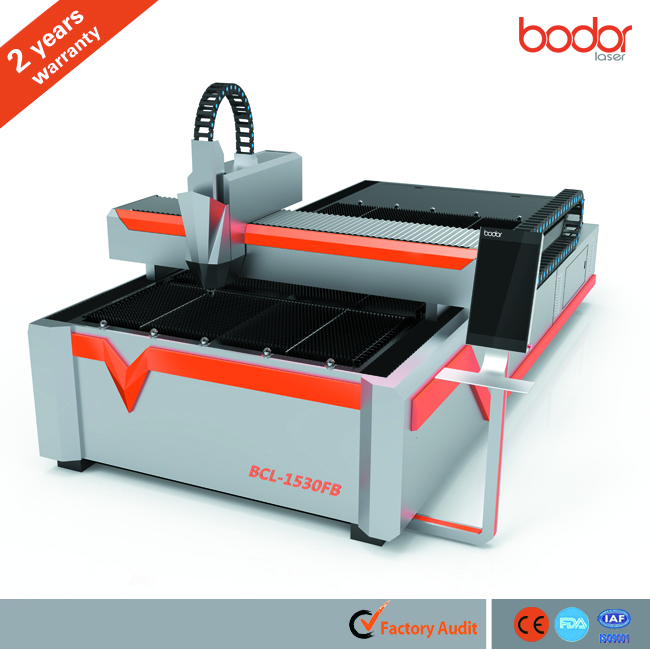 China Jinan High precision 500W 1000W 2000W fiber laser cutting machine quality CE,ISO,FDA Certificates , Bodor