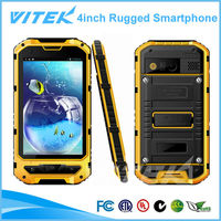 NEW 4inch IPS dual core dual sim ip68 waterproof rugged phone