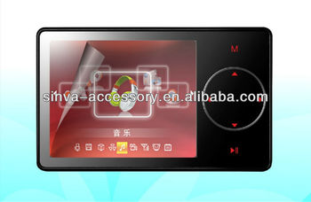 Anti-fingerprint/Matte/Anti-glare screen protector for PS Vita
