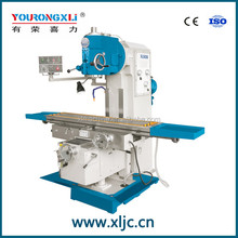 XL5036 Specification of Vertical Milling Machine
