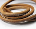Pure Leather Cord | Round Leather Cord