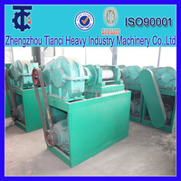 Calcium carbonate/Gypsum/Bentonite granule making machine ! ball shape organic fertilizer granulating machine