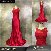 2016 New Design Custom Made beaded strap 2013 latest evening gowns