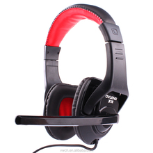computer accessories stereo headphones bulk buy from China