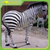 KANOSAUR4549 Jungle Theme Zebra Fiberglass Animal