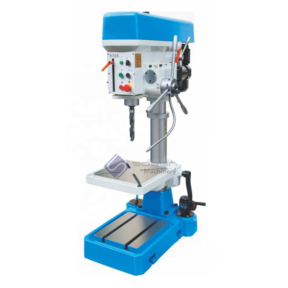 ZG32 Metal Strong bench auto feeding drilling machine