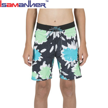 Custom printed wholesale sexy beach shorts men swim pants