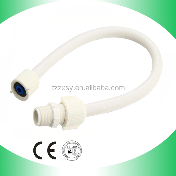 2015 Hot Sale Health 250mm Flexible pvc fitting UPVC Pipe Fittings Made in China