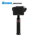 2017 hot new products gimbal wenpod stabilize action x1 camera holder