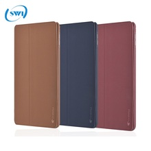 Factory Price Ultra Slim Leather Cover Cases With Stand For iPad Pro 9.7 Inch Size
