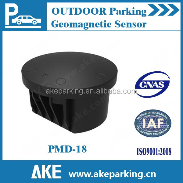 2017 Outdoor Parking guidance system-Geomagnetic Sensor