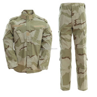 Desert camouflage american army uniform clothing for sale